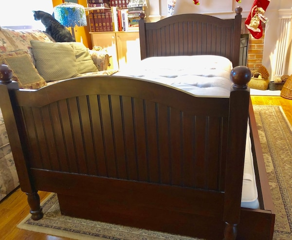 Magnificent Pottery Barn Catalina Bed Set With Trundle And Mattresses Dailytribune Chair Design For Home Dailytribuneorg
