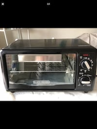 Toaster oven great condition