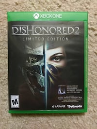 Dishonored 2 for Xbox One Buffalo, 14228