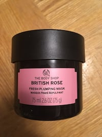 New British rose fresh plumping mask Toronto, M1M 1V9