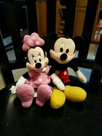 Mickey Mouse and Minnie  Belton, 29627