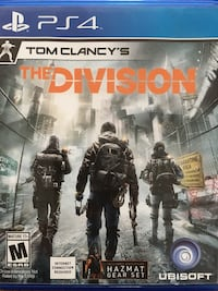The Division PS4 Takas Olur