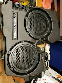 Dodge Challenger Subwoofers Max Meadows
