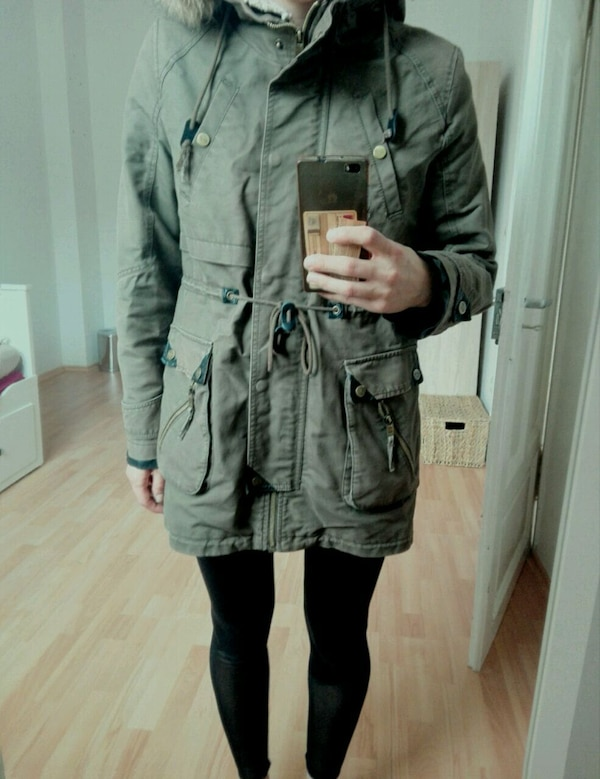 Bershka winter jacket