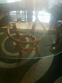 Glass Dining Room Table Minneapolis, 55403