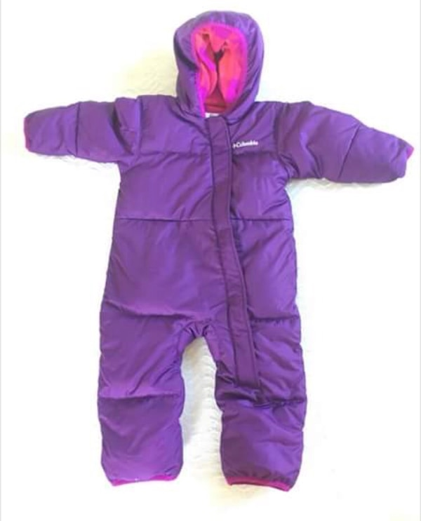 4f1d3ed93da0 Used Columbia baby snowsuit 12-18 months for sale in New York - letgo