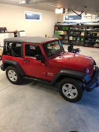 Jeep - Wrangler - 2010 null, T8T 0A8