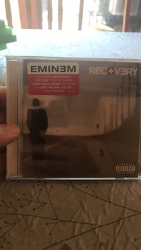 Eminem recovery cd still in wrapping Falls Church, 22042