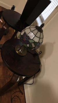 black and white table lamp Syracuse, 13208