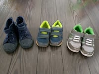 Toddler size 8 runners
