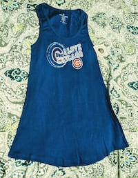 MLB Chicago Cubs tank top small South Bend