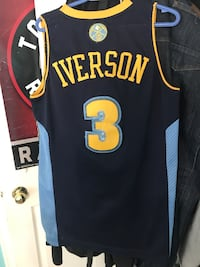 IVERSON JERSEY - SIZE S