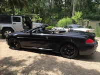 BMW M6 Convertible {< 43k miles} • Fully Loaded 500HP V10