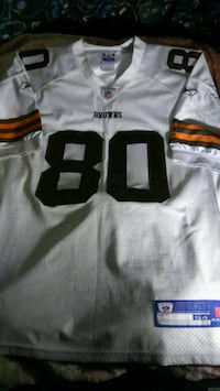 Authentic Football Jersey(Browns) Kingman, 86409