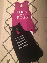 Yoga shirts NEW Alexandria, 22306