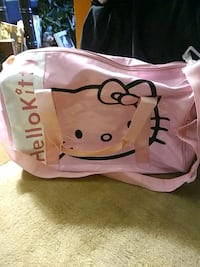 Hello kitty duffle bag Santa Clara