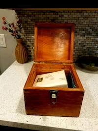 Antique memory box~