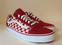 Vans Old Skool Sneakers Shoes New W/OUT Box Men's Sz 10 Women's Sz 11.5 547 km