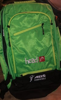 Ski back country backpack - NEW/ Rossignol pack used $25/$10 Toronto, M6S