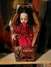 Bloody Mary living dead doll very rare 538 km