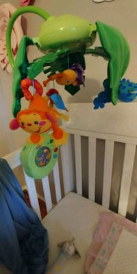Crib mobile Mississauga, L5N 1J1