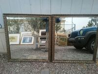 Two mirrors $75