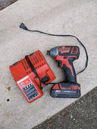 Milwaukee M18 Impact Driver w/ Battery and Charger (Trades Only) Virginia Beach, 23464