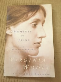 VIRGINIA WOOLF Libros en inglés  Madrid, 28020