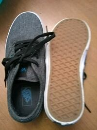 Boys shoes vans size3 Goldsboro, 27530