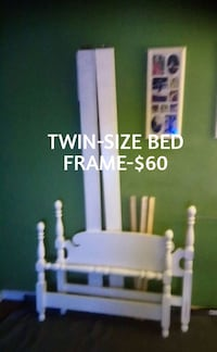 TWIN-SIZE BED FRAME Fayetteville, 28303
