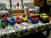 assorted plastic toy cars collection Bowie, 20715