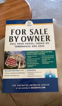 For Sale by Owner softback book