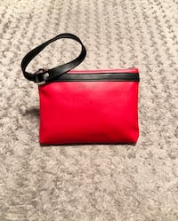 Kendall & Kylie Red Wristlet Paid $35
