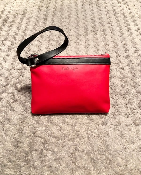 Kendall & Kylie Red Wristlet Paid $35 0