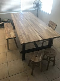 IKEA kitchen table with chairs Las Vegas, 89147