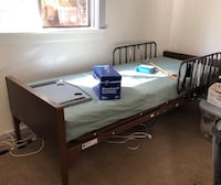 Medical Electric Bed San Rafael