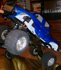 RC rock climbing truck project Fort Myers, 33907
