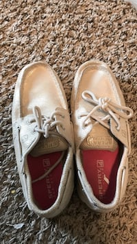 Girls Sperry Top-siders