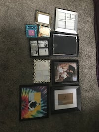 Assorted frames all for $5 Barrie, L4N 8G8