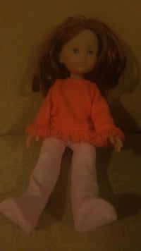 Cute doll for sale Mississauga, L5H 4J1