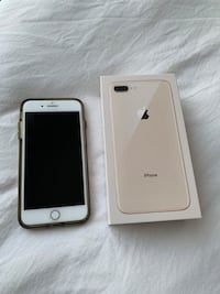 iPhone 8Plus, 64GB, like new! Toronto, M4E 2P1