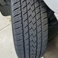 Brand new tires and 2002 Ford Explorer needs motor Carson, 90745
