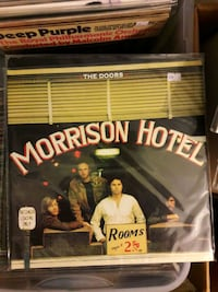 The Doors ‎– Morrison Hotel LP Vinile MINT/MINT  Pianiga, 30030