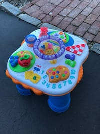 Fisher price Toy table  East Setauket, 11733