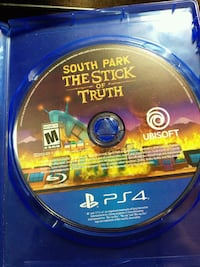 PS4 South Park The Stick Of Truth Terrace, V8G