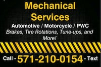 motorcycle repair Manassas