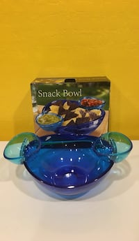 New in box - snack bowl for chips and salsa