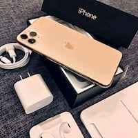 Brand New iPhone 11 pro max unlocked for any carrier 512gb