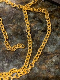 """60"""" necklace chain DIY art crafts jewelry making supply favor shower decoration.  Lutherville Timonium, 21093"""