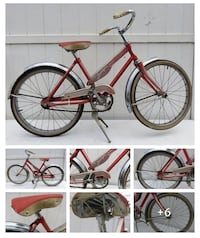Vintage CCM swinger bicycle